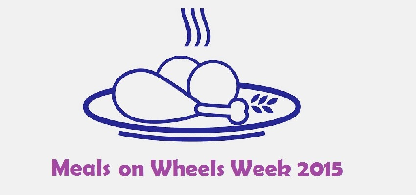 Meals on Wheels Week 2015